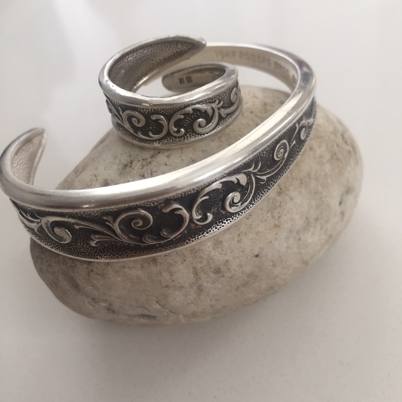 Cuff and Ring